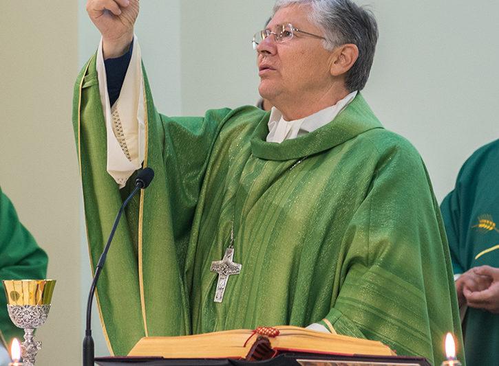 Mons. Piazza in visita al nostro seminario