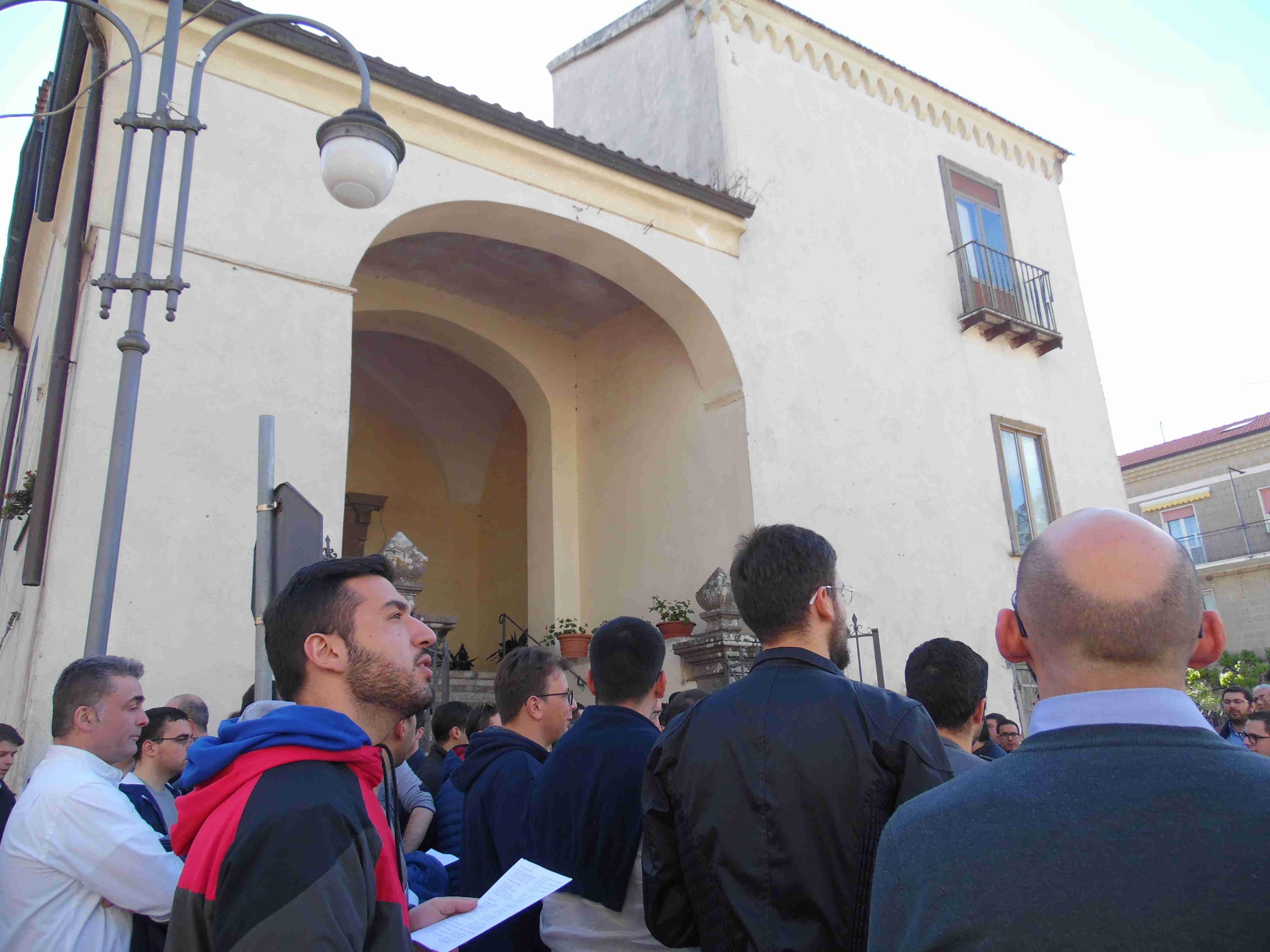 Pellegrinaggio Mariano 18-5-2018 (26)