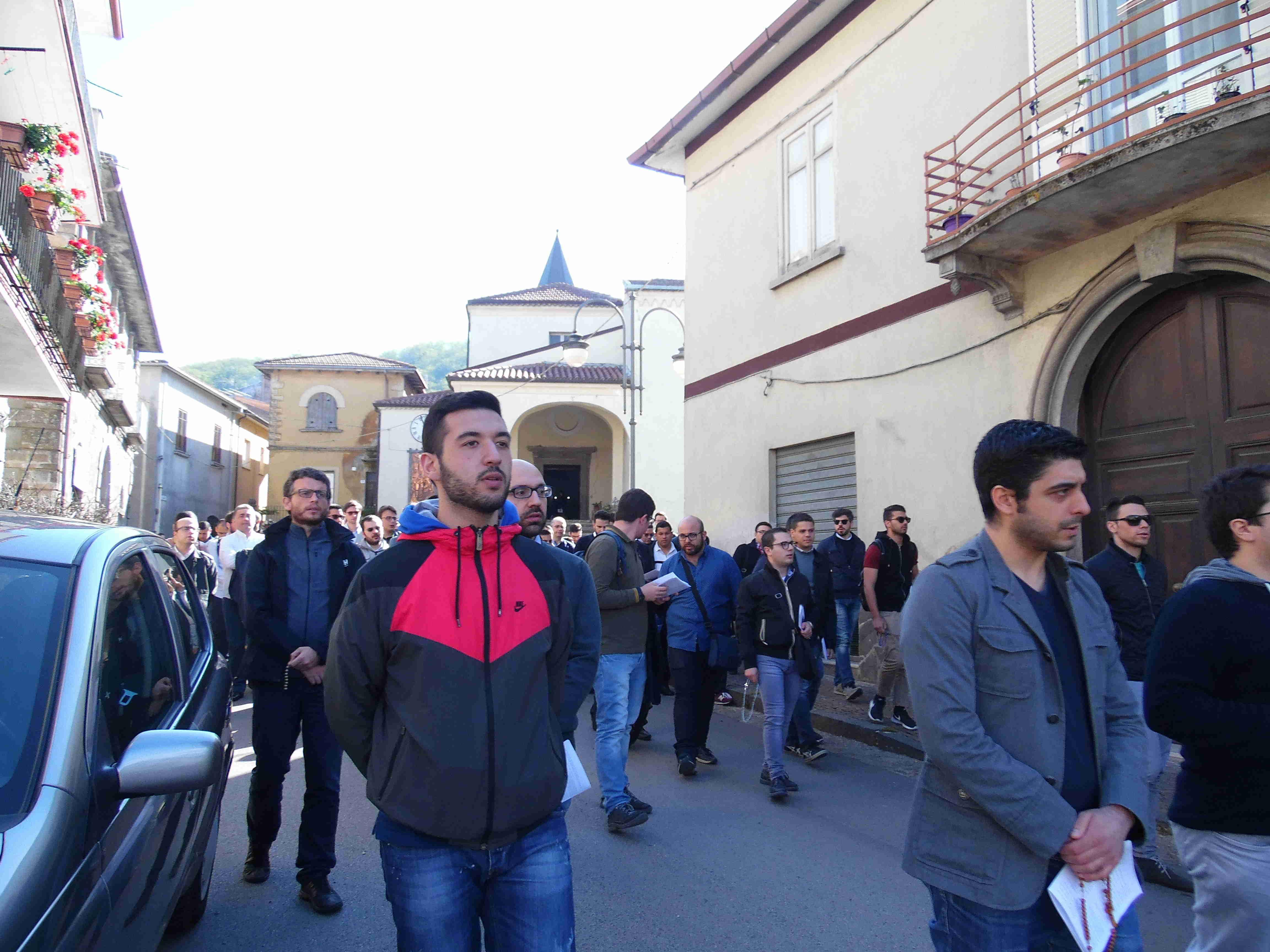 Pellegrinaggio Mariano 18-5-2018 (27)