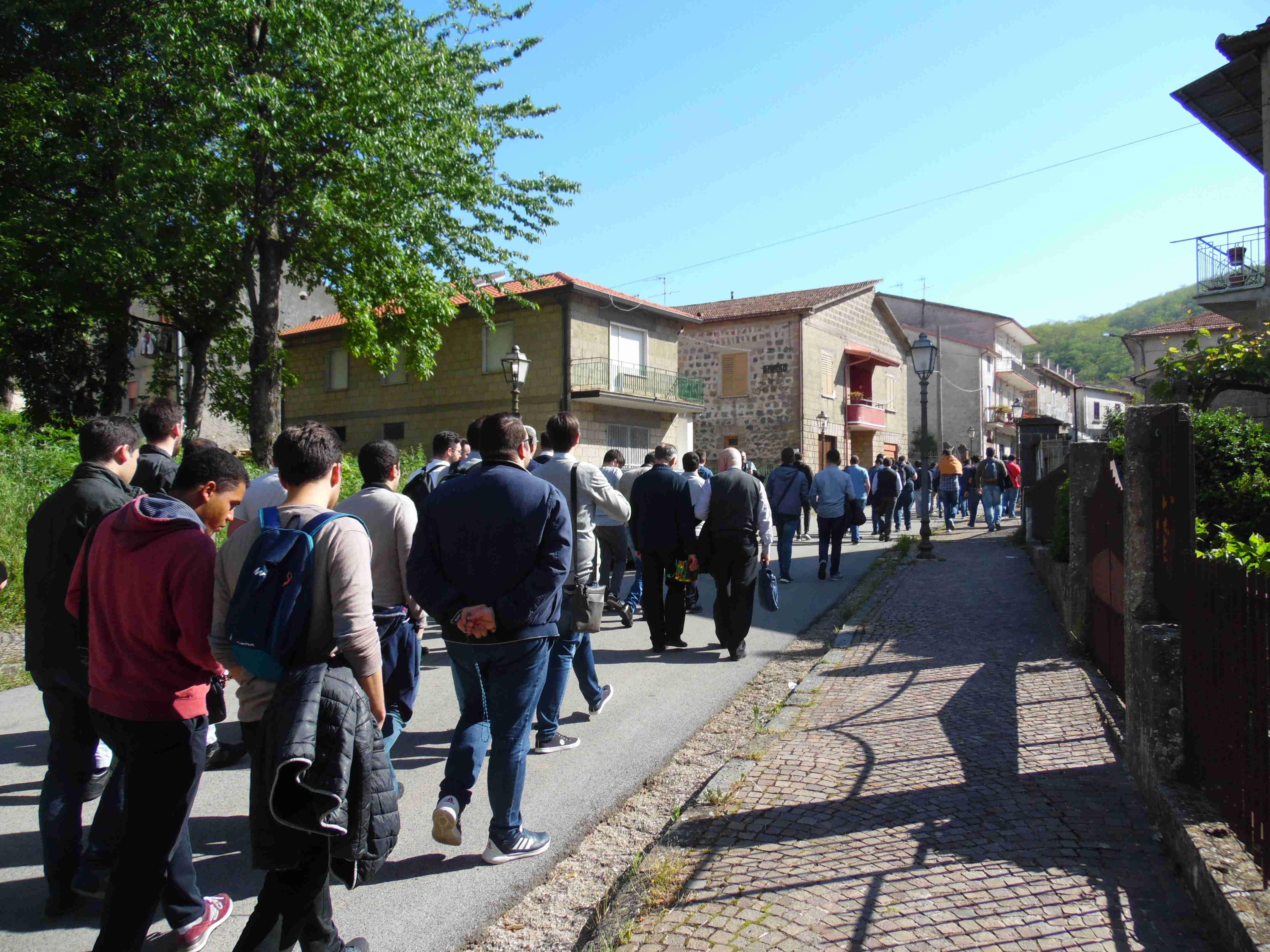 Pellegrinaggio Mariano 18-5-2018 (3)
