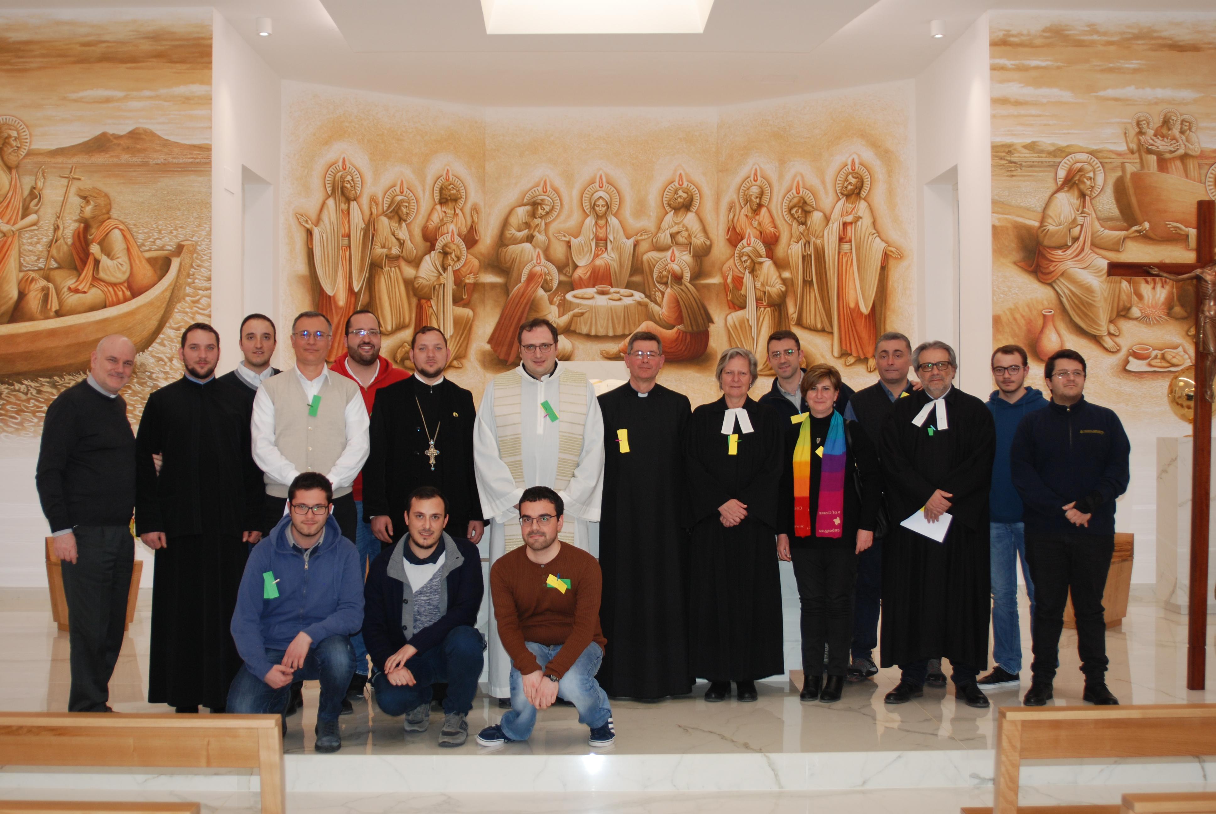 preghiera ecumenica evidenza b