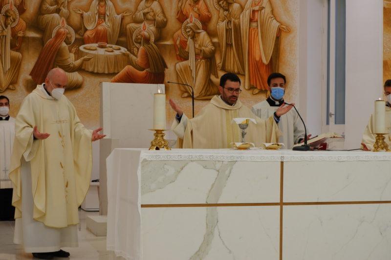 «Mantenere la tensione spirituale» – Padre Giuseppe Amalfa sj
