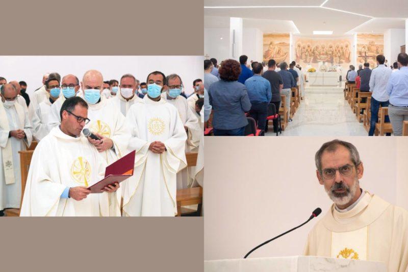 Donare la vita per il Regno: professione solenne di P. Ronny Alessio SJ