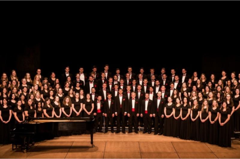 "Concerto ""The Fairfield University Glee Club"""