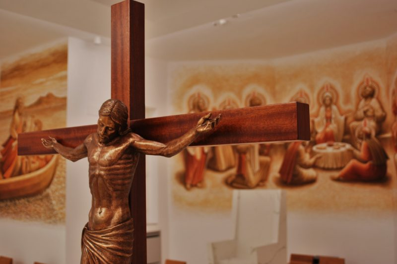 crocifisso cappella