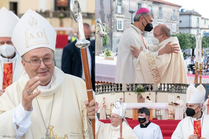 Mons. Giuseppe Mazzafaro nuovo vescovo di Cerreto Sannita – Telese – Sant'Agata de' Goti