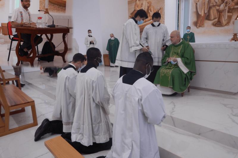 Le novità nella Chiesa, la novità dello Spirito Santo